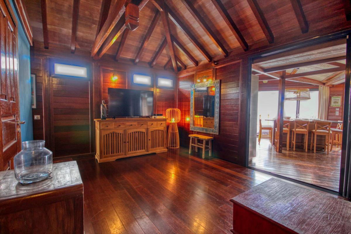 location villa de luxe martinique grande anse vue mer piscine 12 personnes salon5