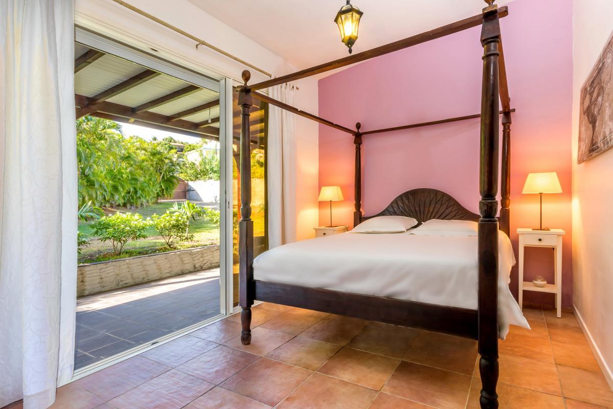 Location Villa de luxe Martinique Chambre 4