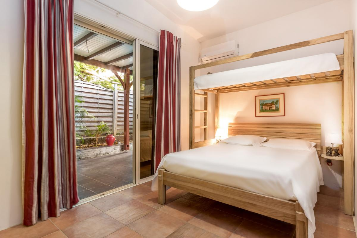 Location Villa de luxe Martinique Salle d'eau de la chambre