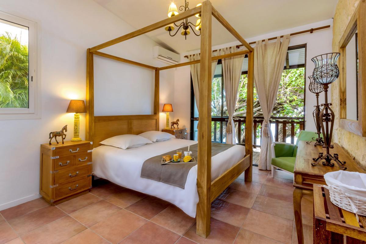 Location Villa Martinique - Chambre 1