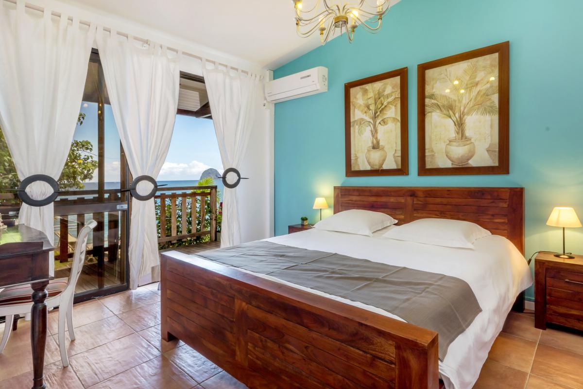 Location villa Martinique - Chambre 3