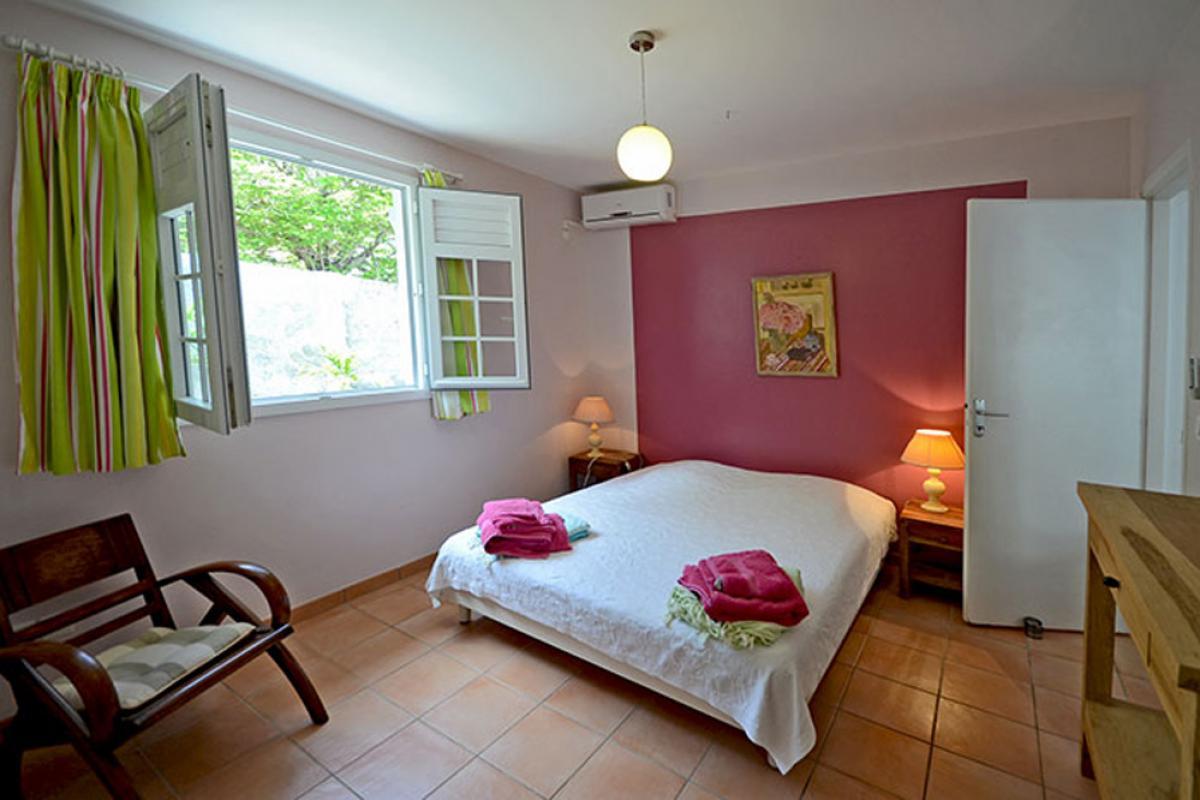 Location maison Le Diamant - Chambre 1
