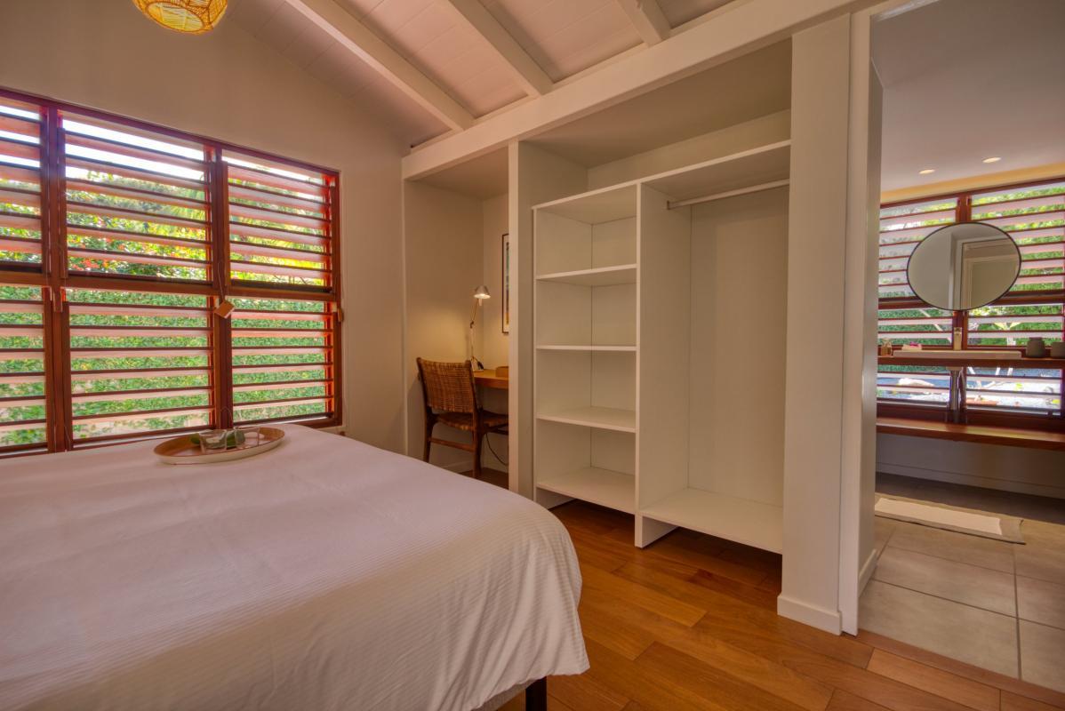 location villa de luxe martinique chambre 1  bungalow vue 2