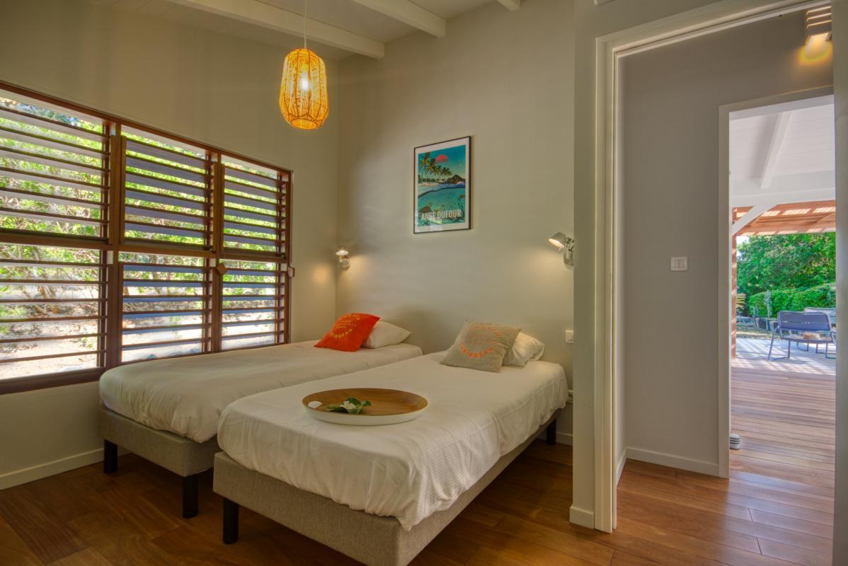 location villa de luxe martinique  chambre 2 bungalow