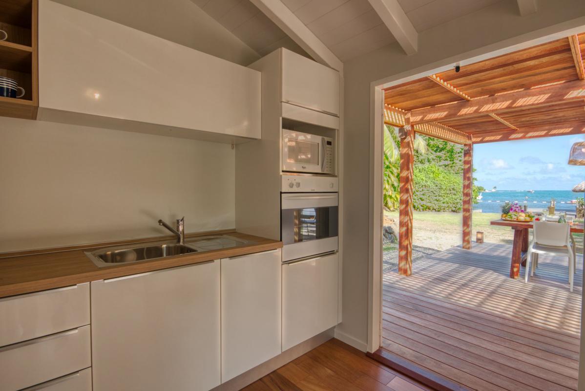location villa de luxe martinique cuisine bungalow vue 2
