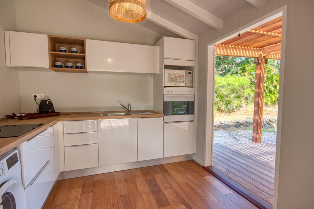 location villa de luxe martinique cuisine bungalow