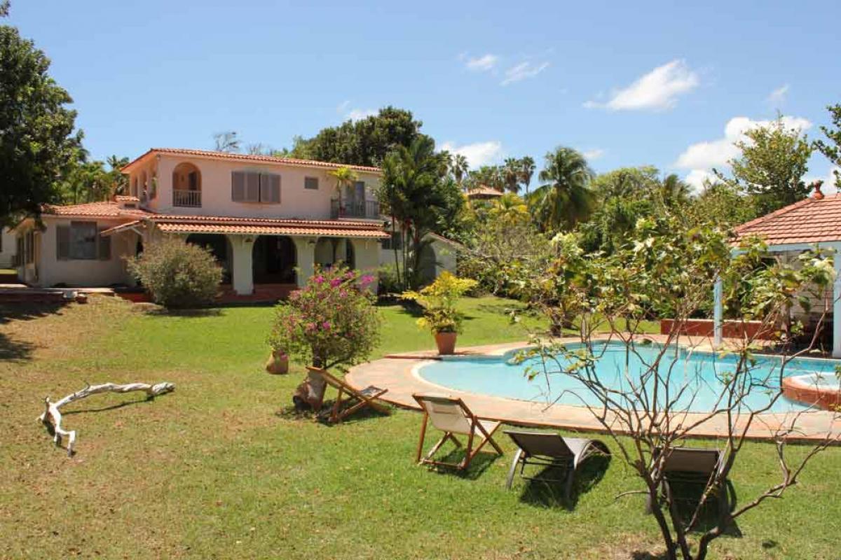 Location authentique Martinique - Vue d'ensemble