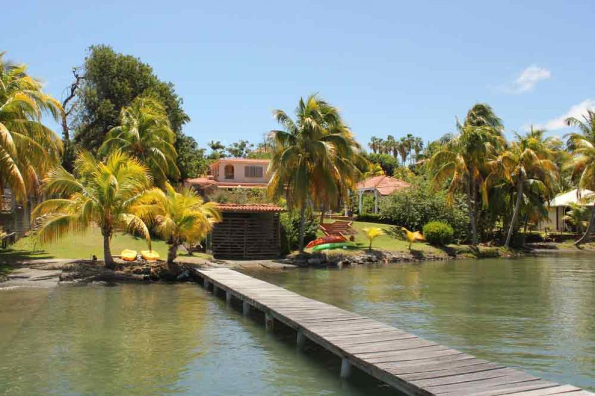 Location Martinique - Le ponton
