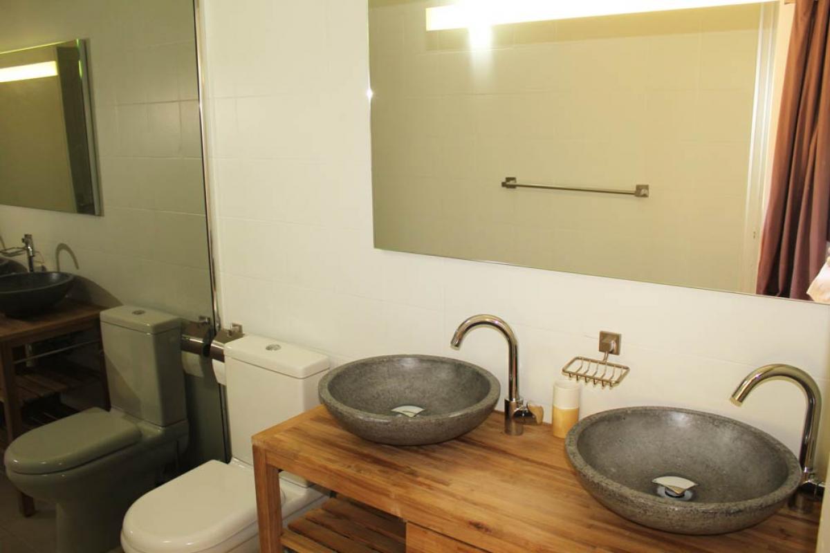 salle d'eau chambre 3