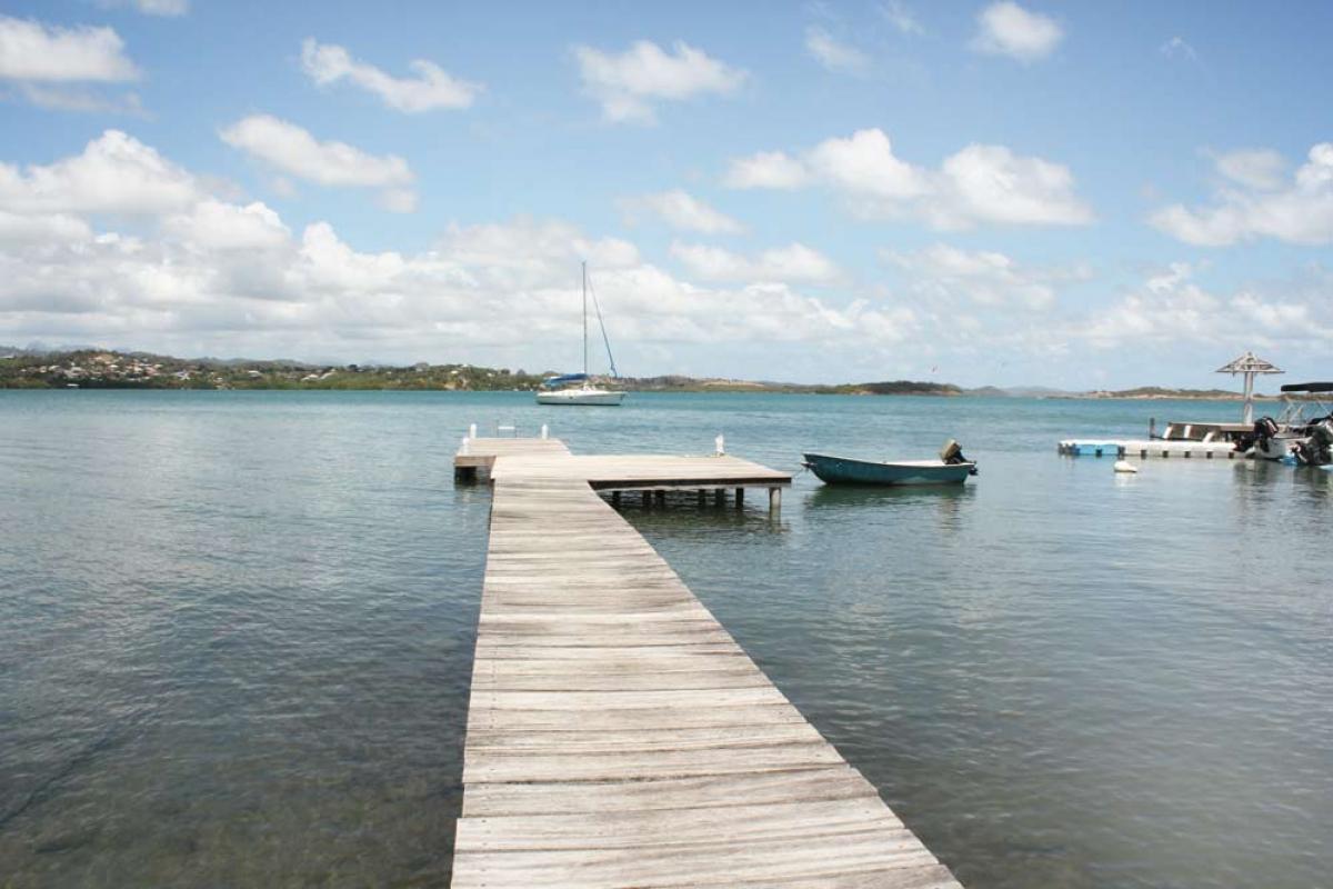 Séjour Martinique - Ponton