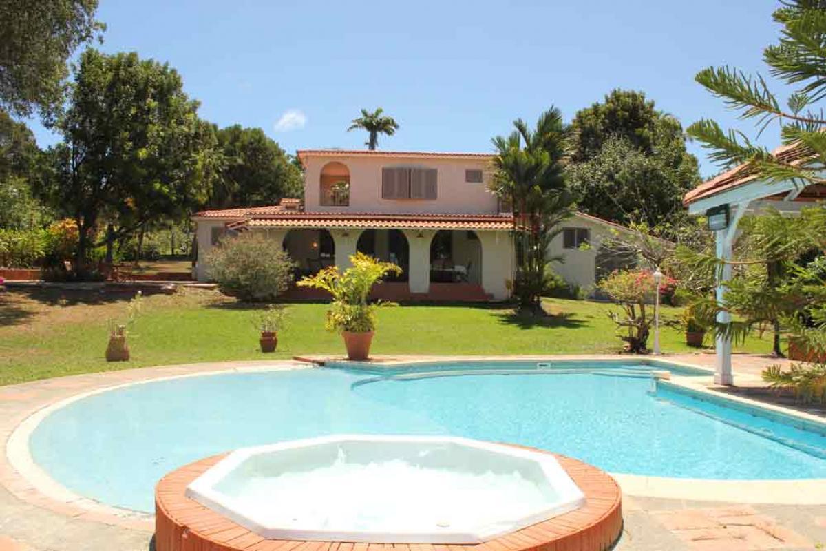 Séjour  Martinique- Villa piscine (pas de jacuzzi)