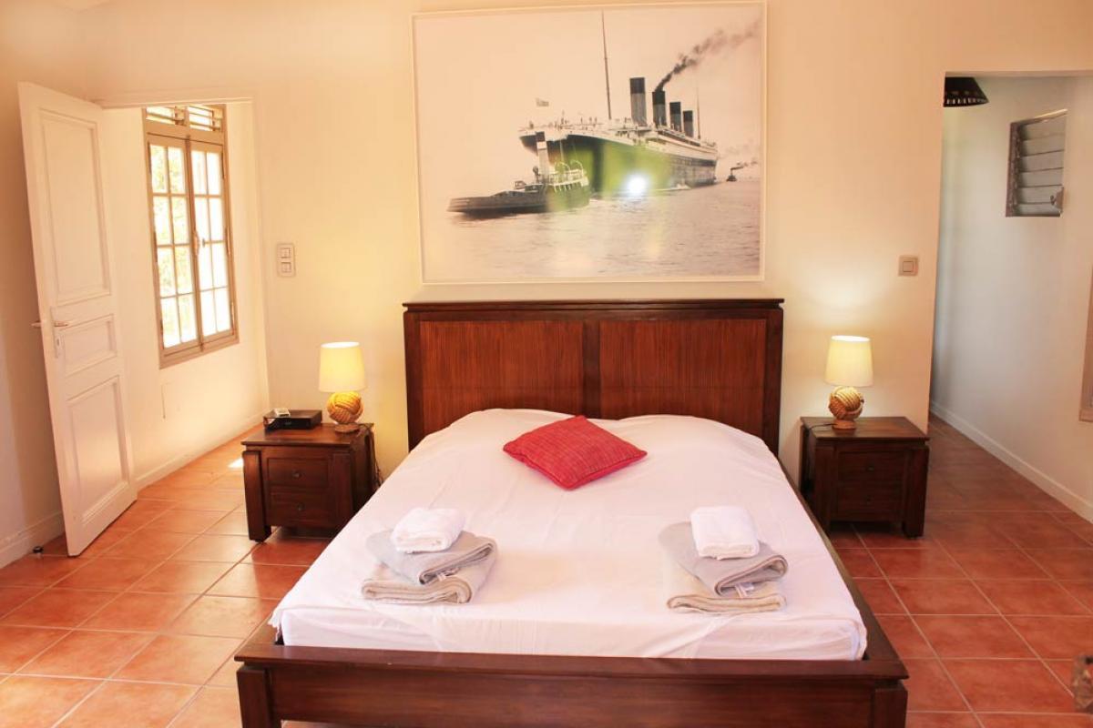 Villa creole Martinique- Suite parentale