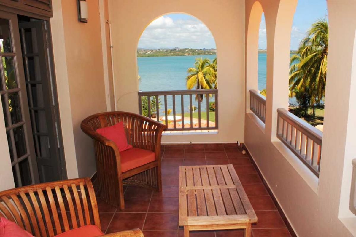 Villa Martinique-Terrasse Suite parentale