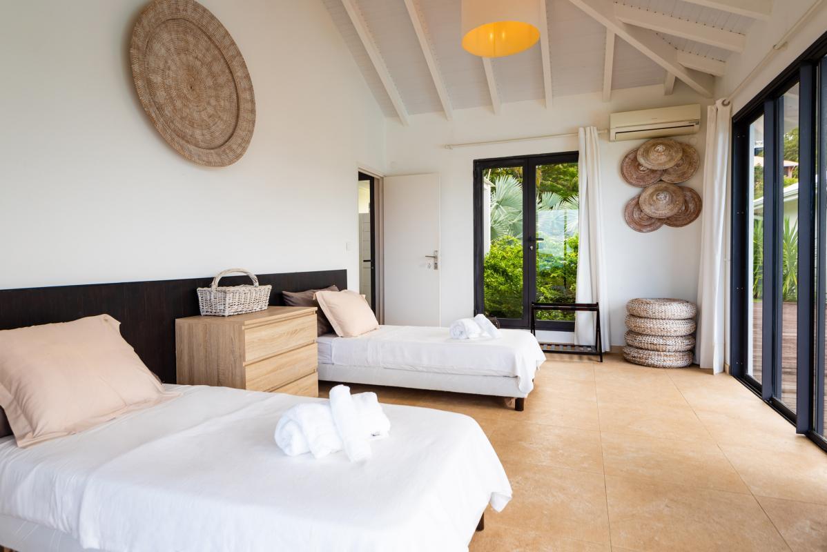 location villa d'exception 14 personnes vue mer chambre 5 b
