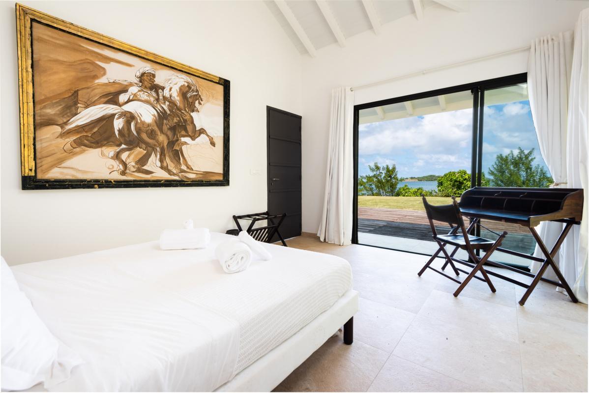 location villa d'exception 14 personnes vue mer chambre 6