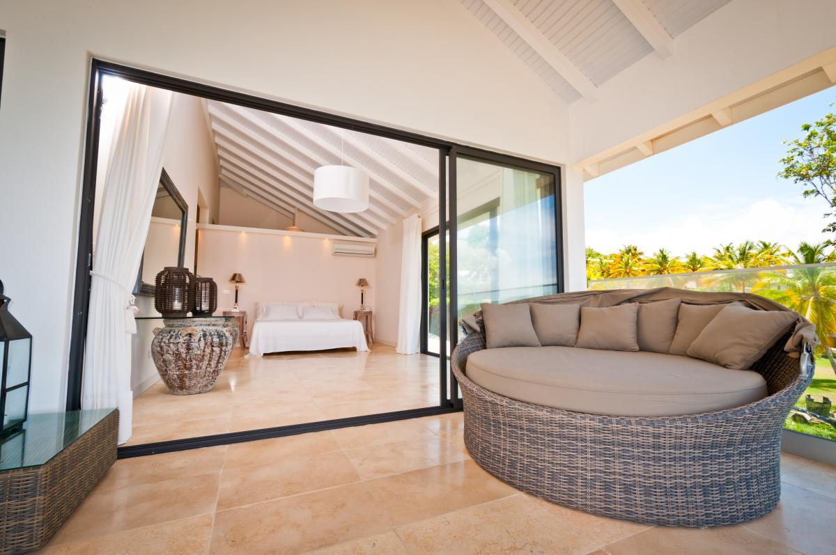 location villa d'exception 14 personnes vue mer chambre1 b