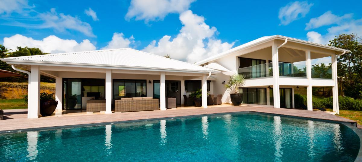 location villa d'exception 14 personnes vue mer ensemble 4