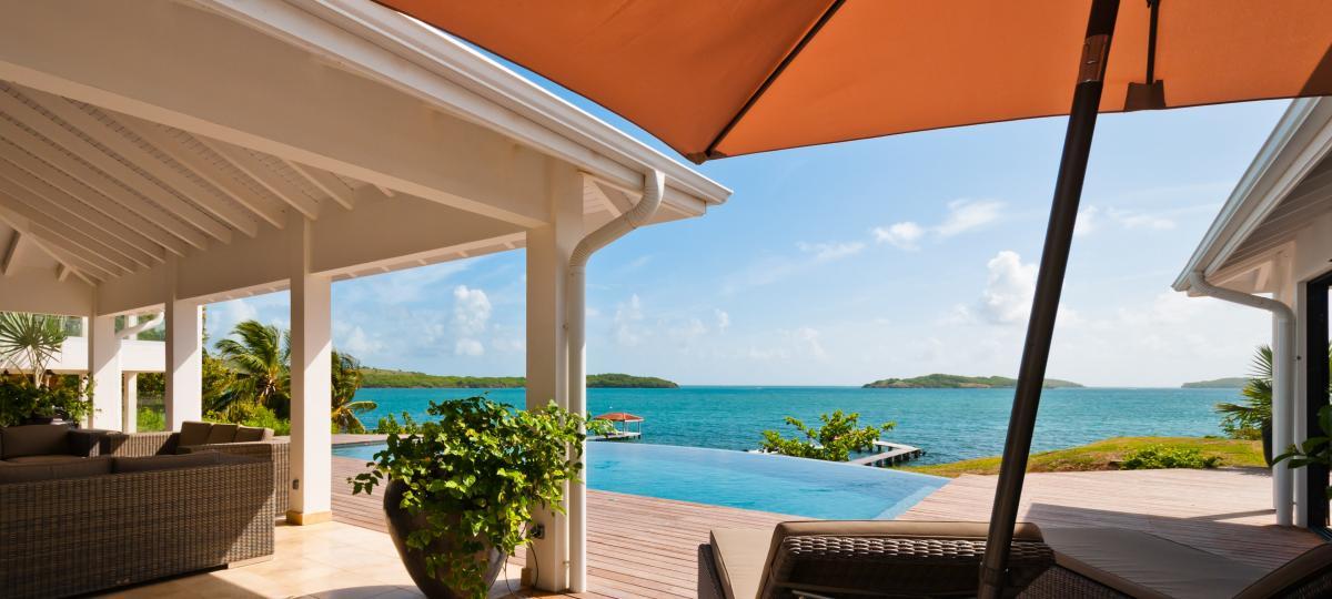 location villa d'exception 14 personnes vue mer terrasse 4