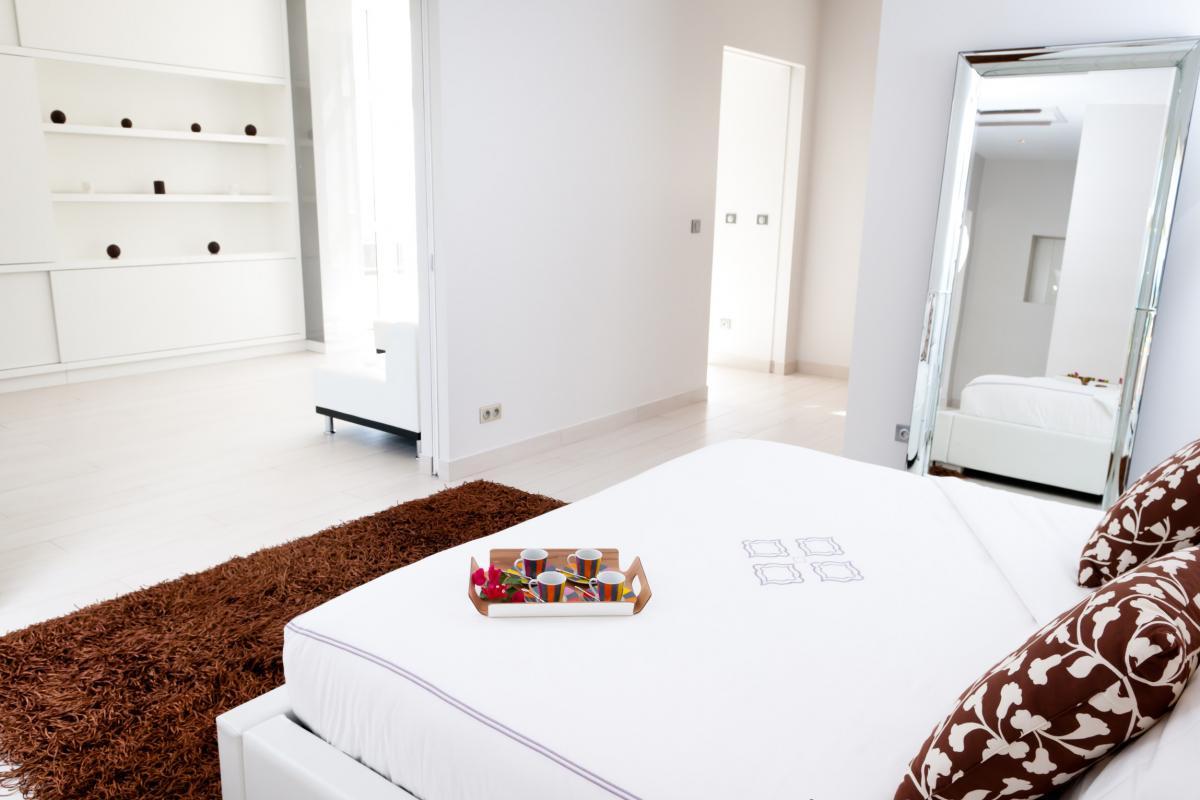 Location villa de grand luxe Martinique grande suite