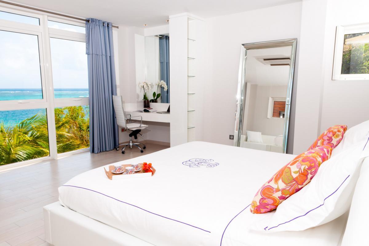 Location villa de grand luxe Martinique suite haut