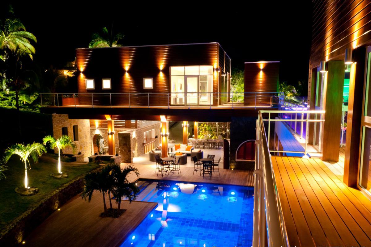 Location villa de luxe Martinique nuit