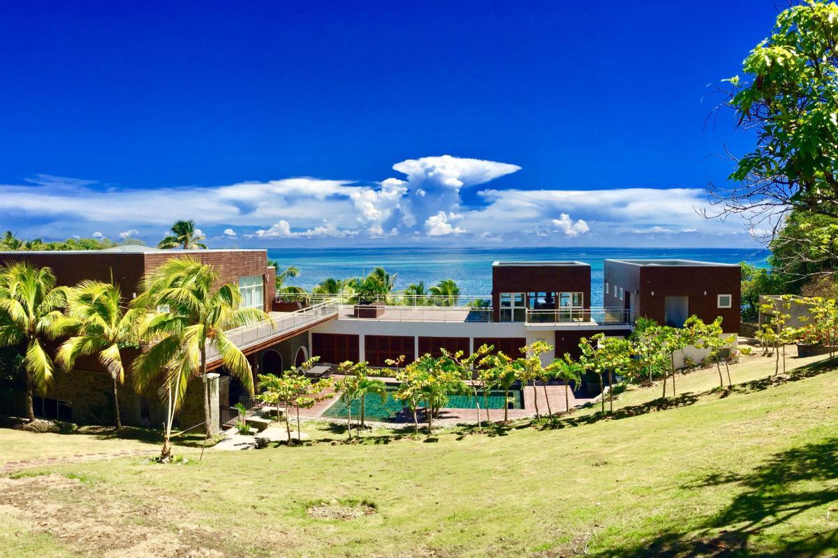 Location villa de luxe Martinique