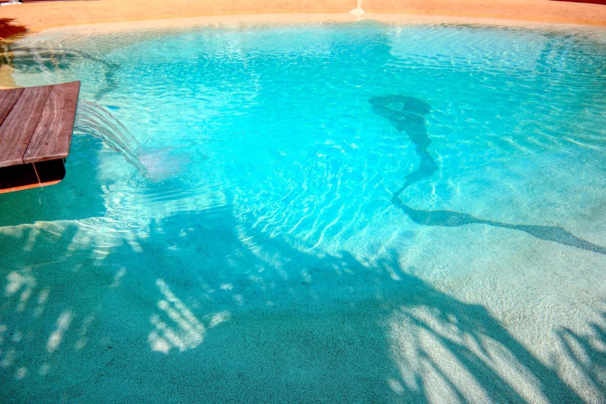 Location villa de luxe au François Martinique swimming pool