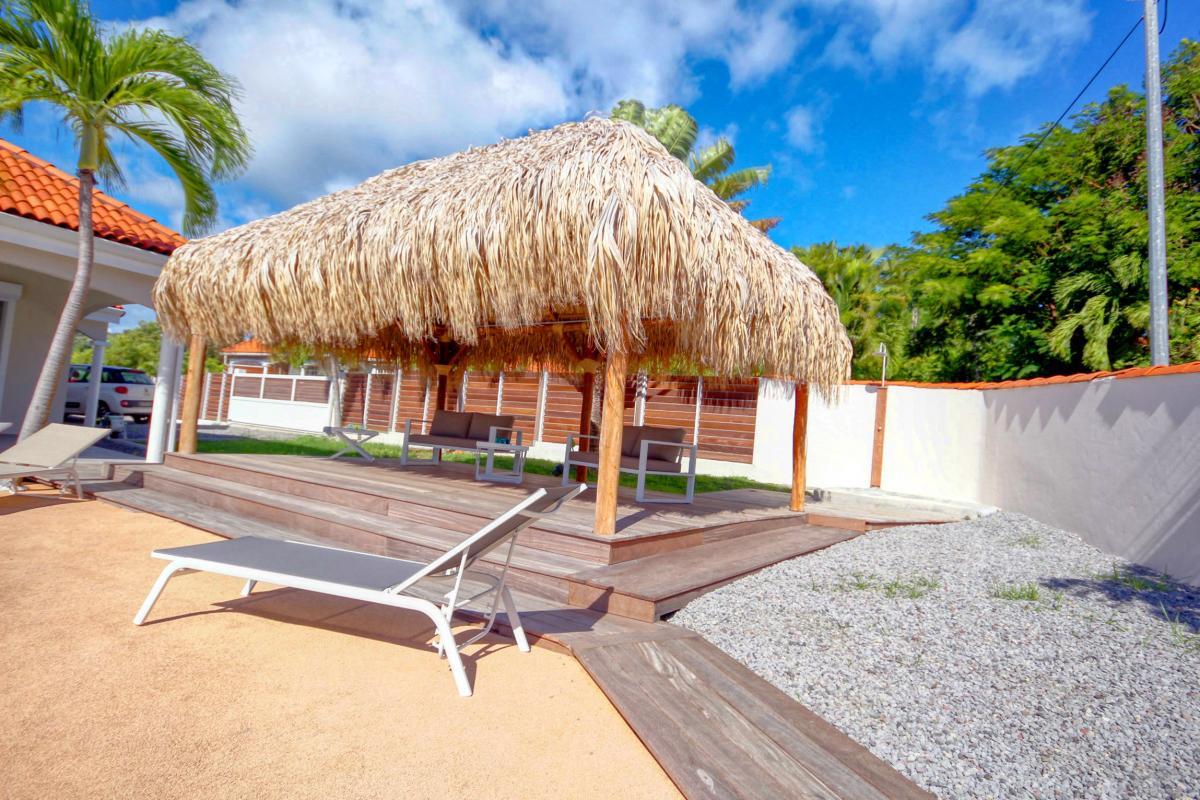 Location Villa de luxe Martinique Vue carbet bis
