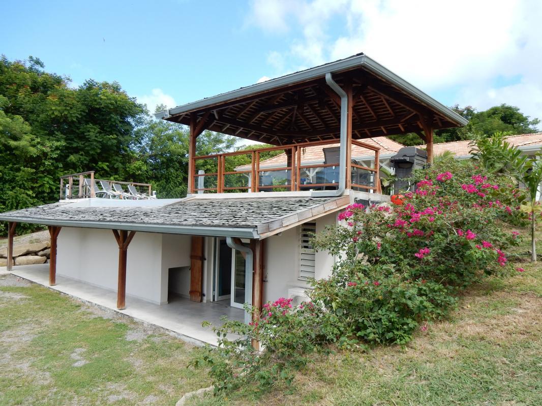 Location villa de luxe au Francois Martinique - bungalow