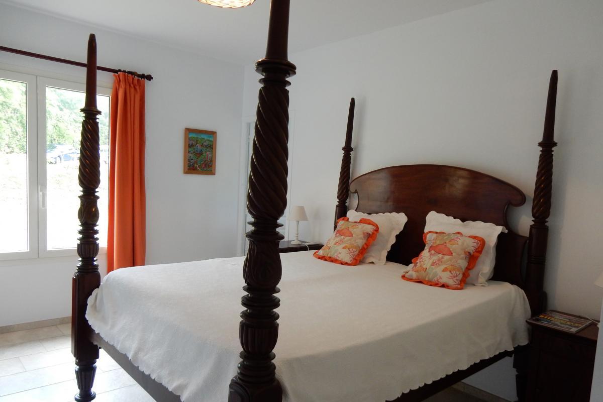 Location villa Martinique - Chambre 2