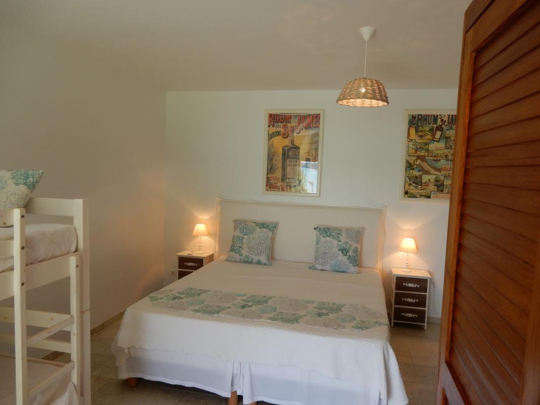 Location villa Martinique - Chambre 4
