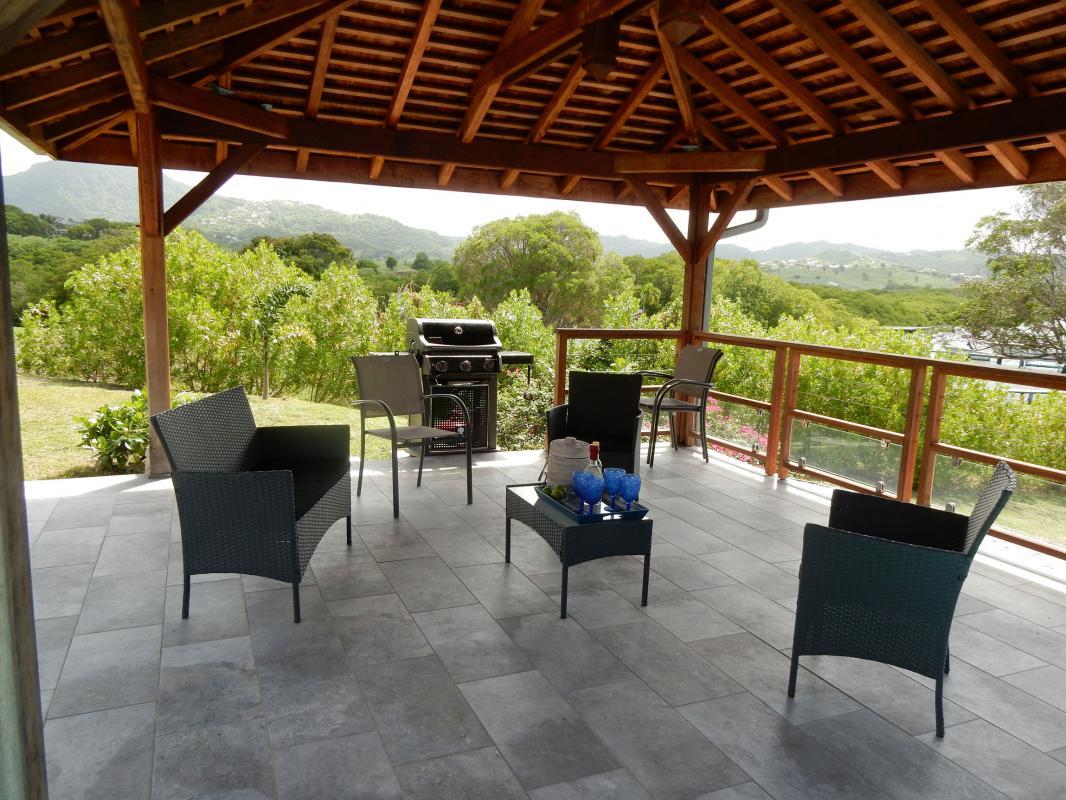Location villa Martinique - Le Carbet