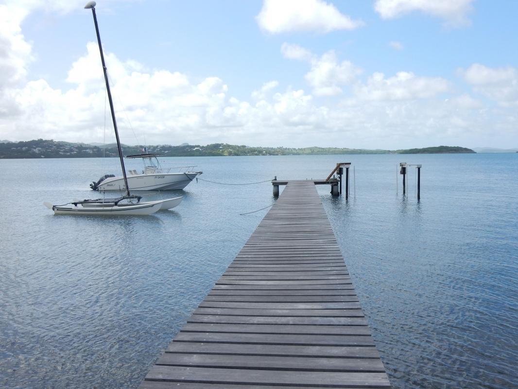 Location villa Martinique - Le ponton