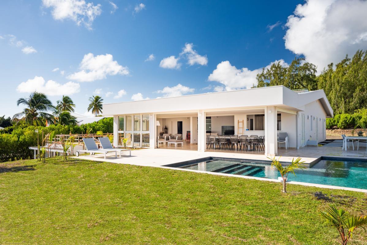 Location Villa Martinique vue d'ensemble