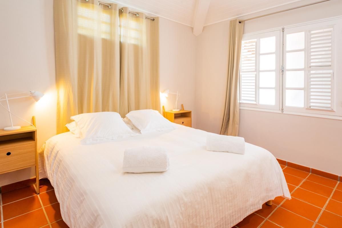 Location Villa de luxe Martinique chambre double