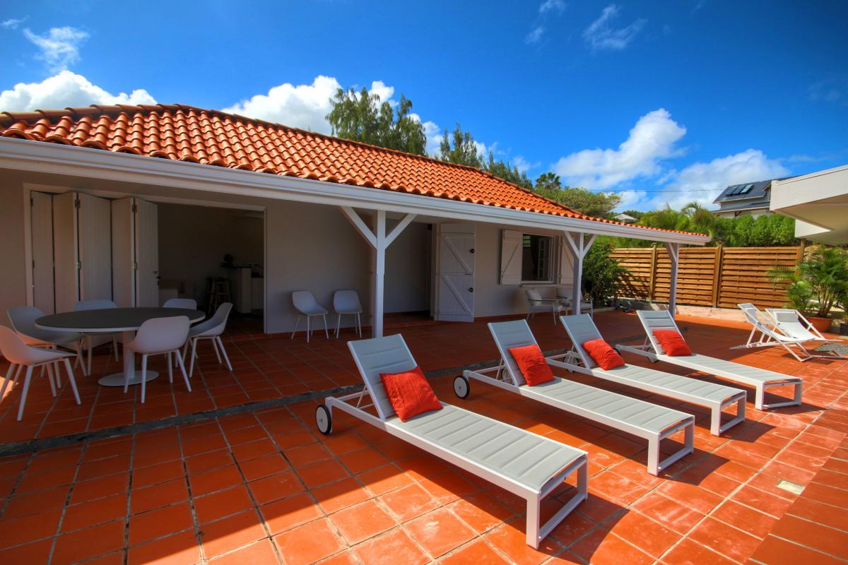 Location Villa de luxe Martinique piscine vue mer