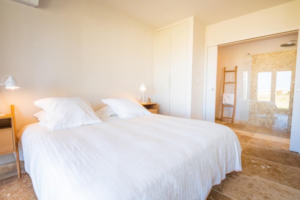 Location Villa Martinique chambre double