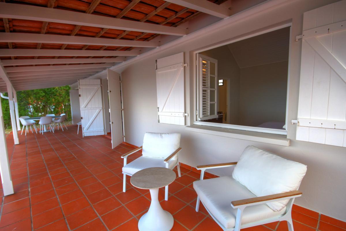 MQFR32 Villa au François Villa de luxe piscine vue mer Cap Est Martinique