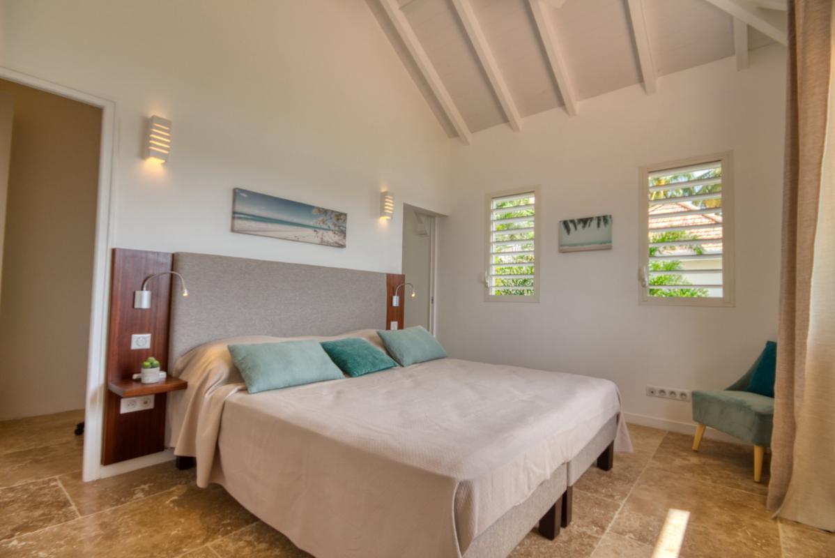 Location villa de luxe martinique au cap est - chambre 3 étage