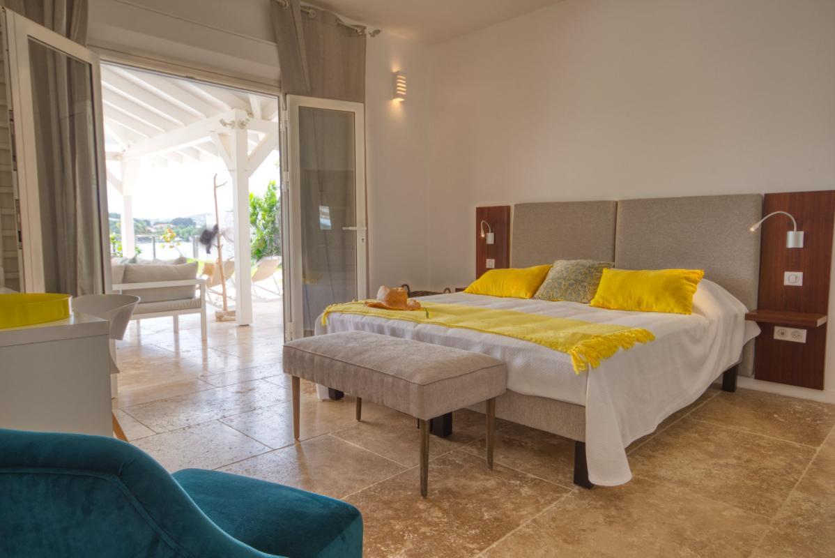 Location villa de luxe martinique chambre rez de chaussée
