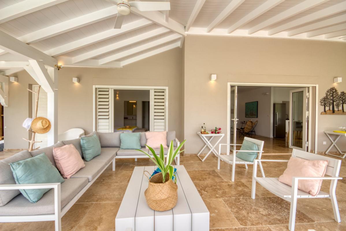 Location villa de luxe martinique grande terrasse couverte