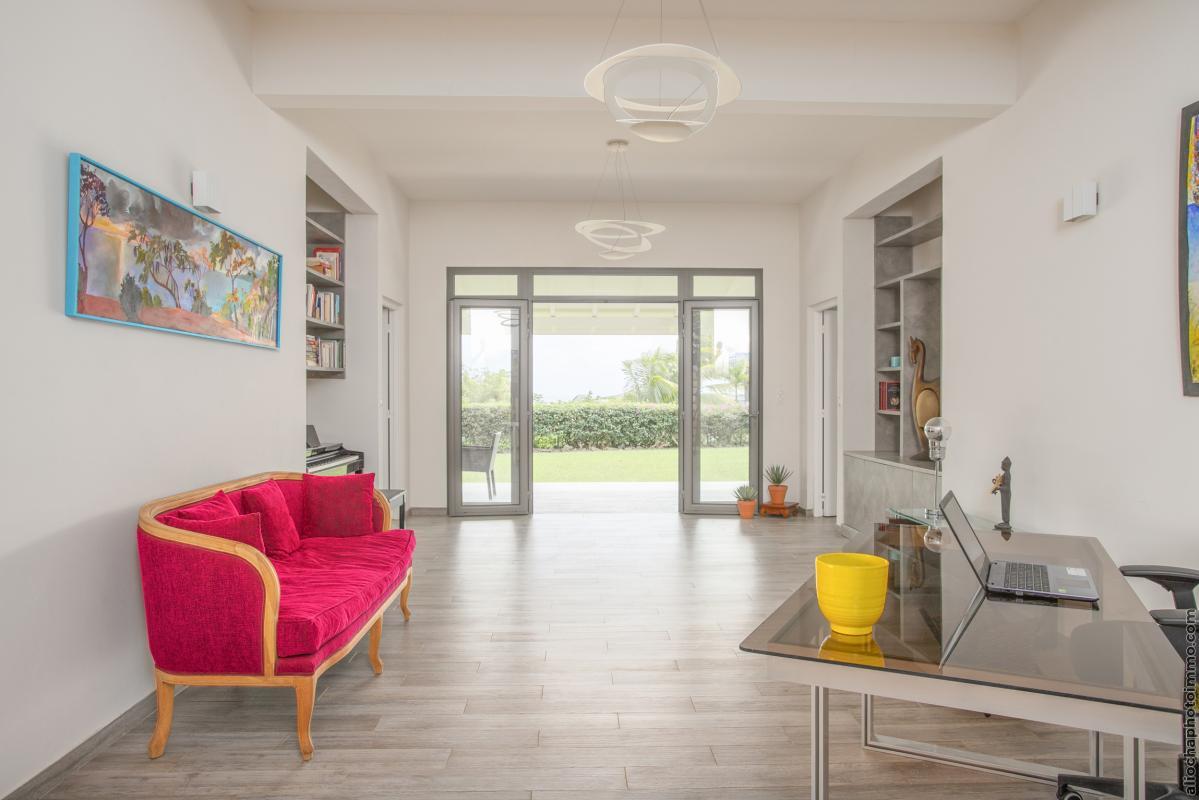 location villa de luxe martinique accès chambre rez de jardin vue 3