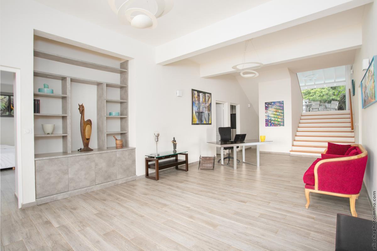 location villa de luxe martinique accès chambres rez de jardin