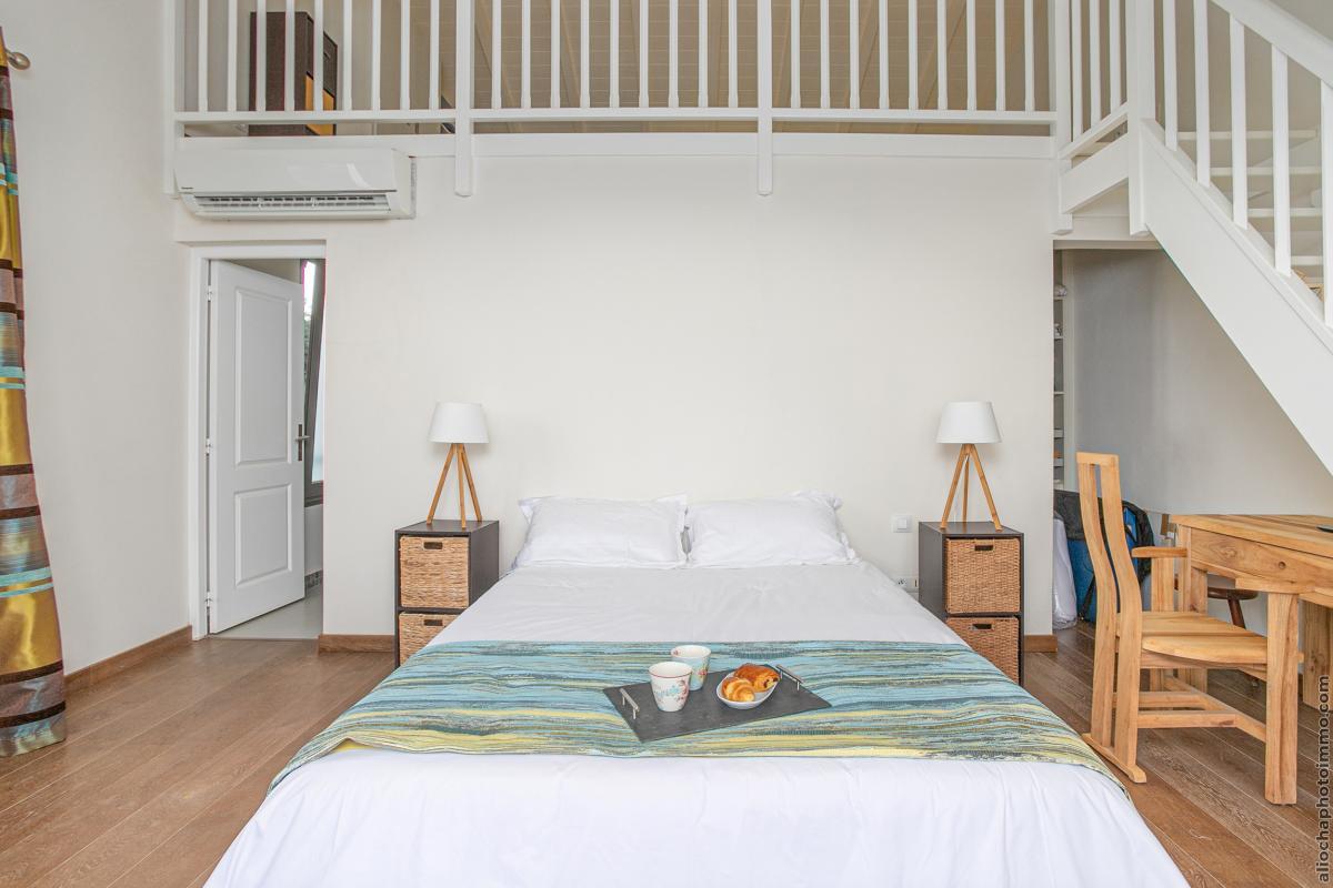 location villa de luxe martinique chambre 1 vue 3