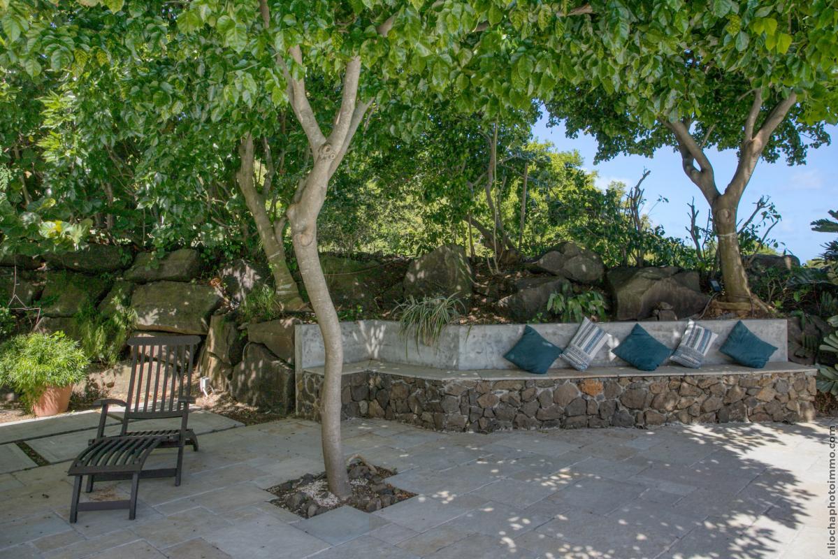 location villa de luxe martinique terrasse piscine