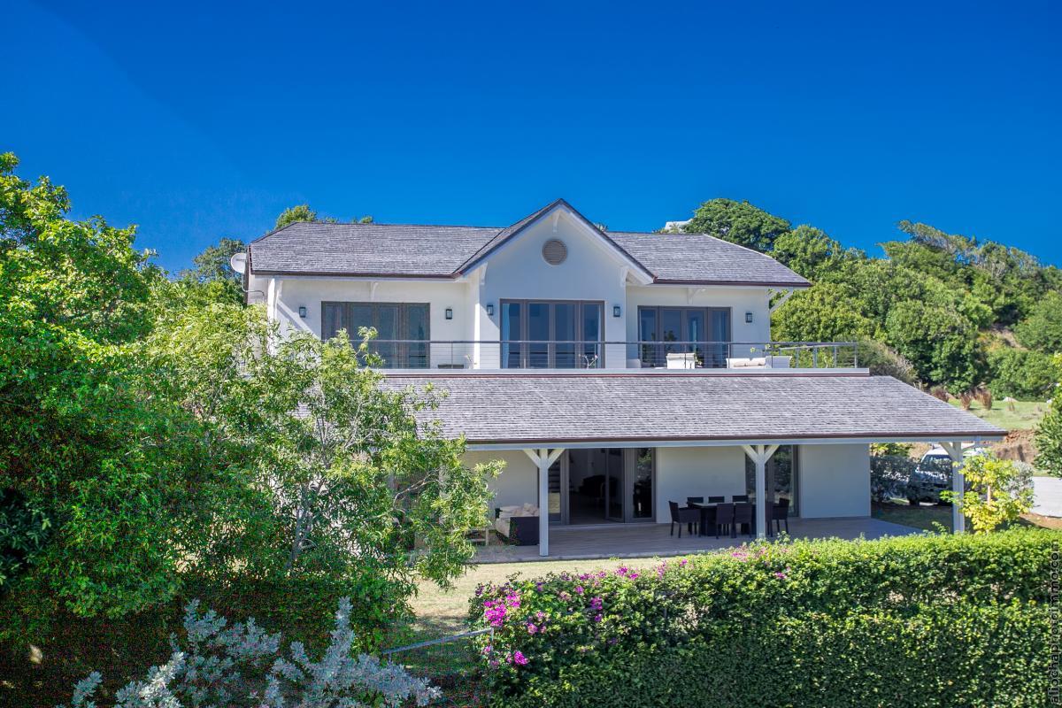 location villa martinique terrasse vue mer pour 8 personnes 4 chambres