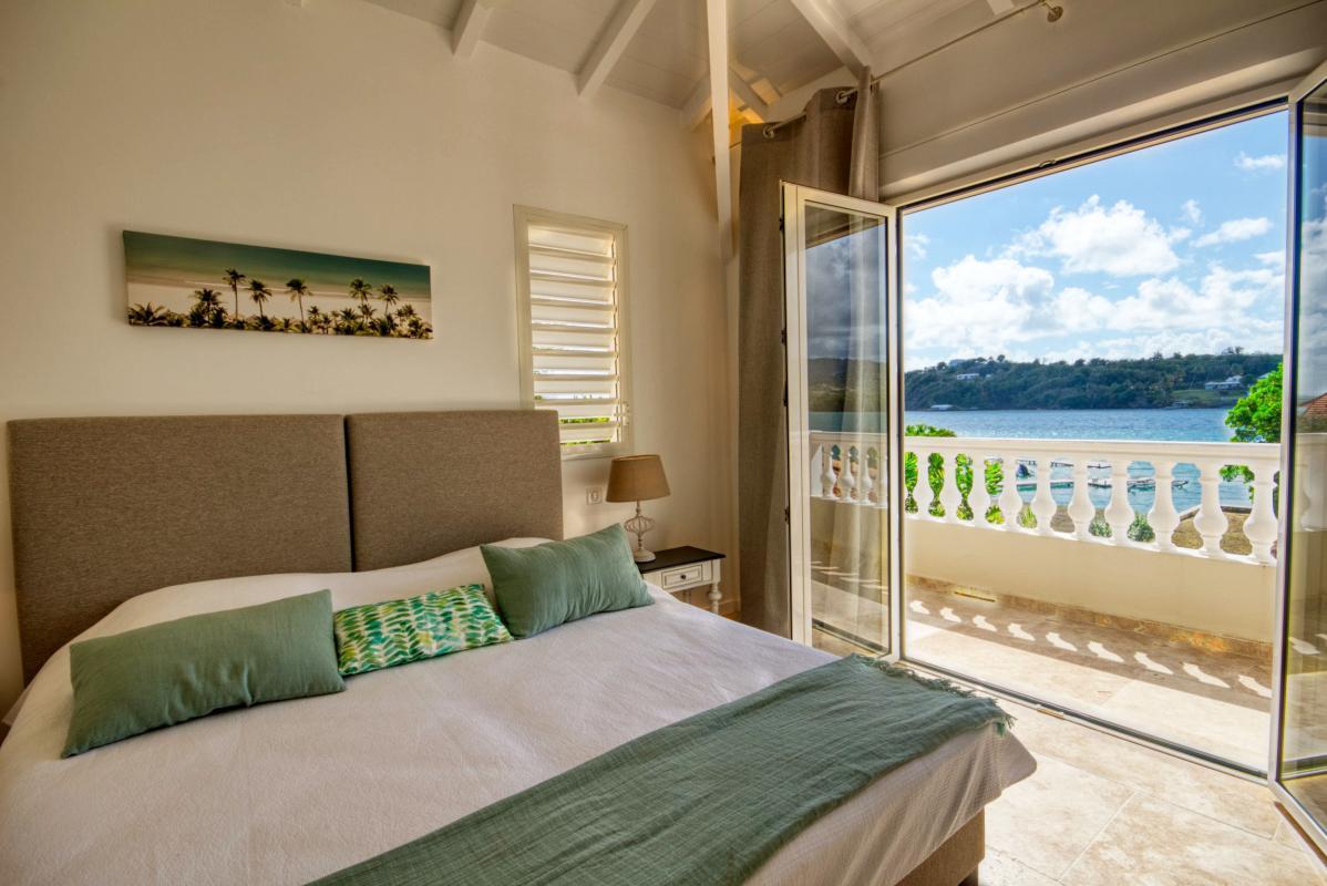 location villa de luxe martinique chambre 3 vue 2