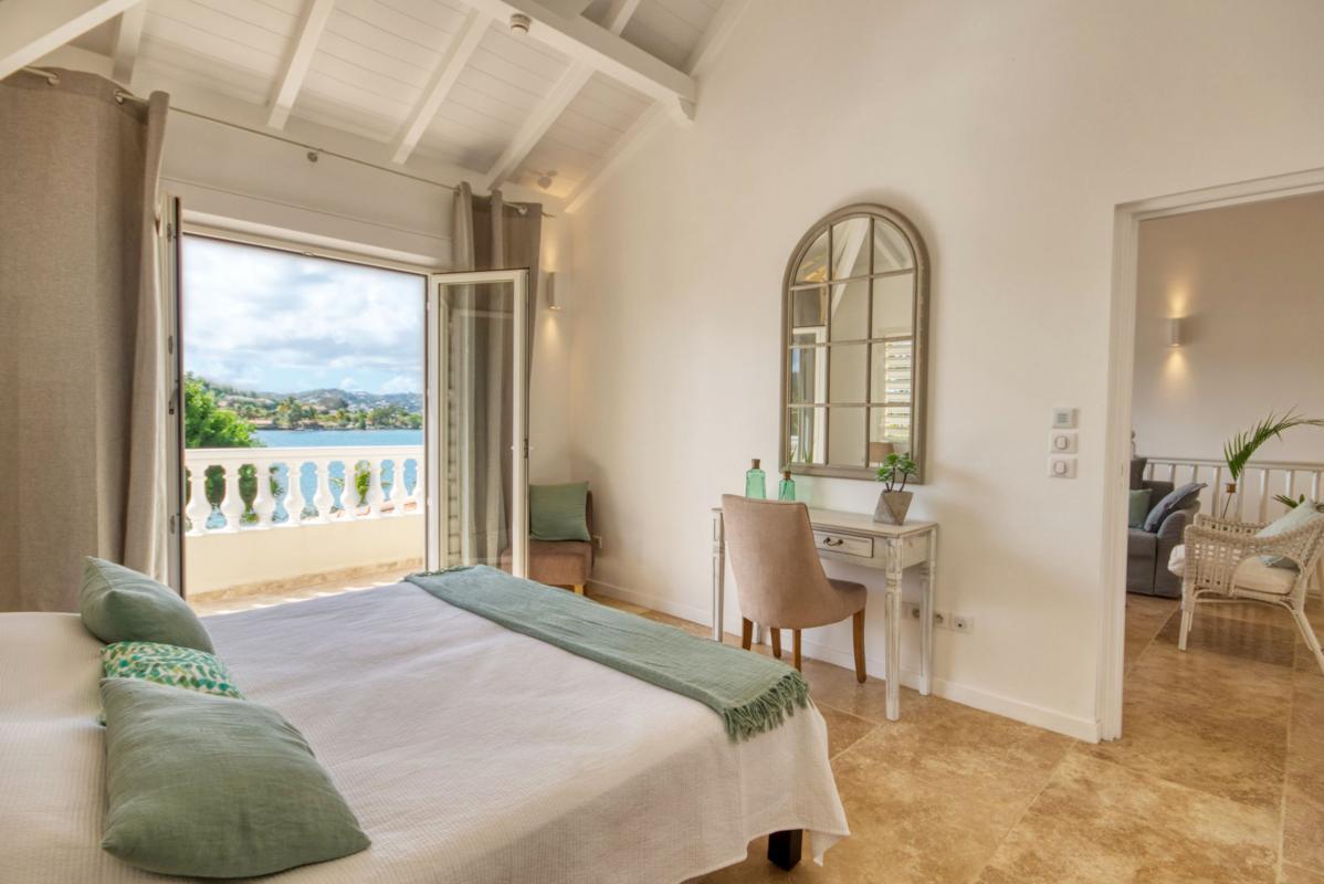 location villa de luxe martinique chambre 3 vue 3