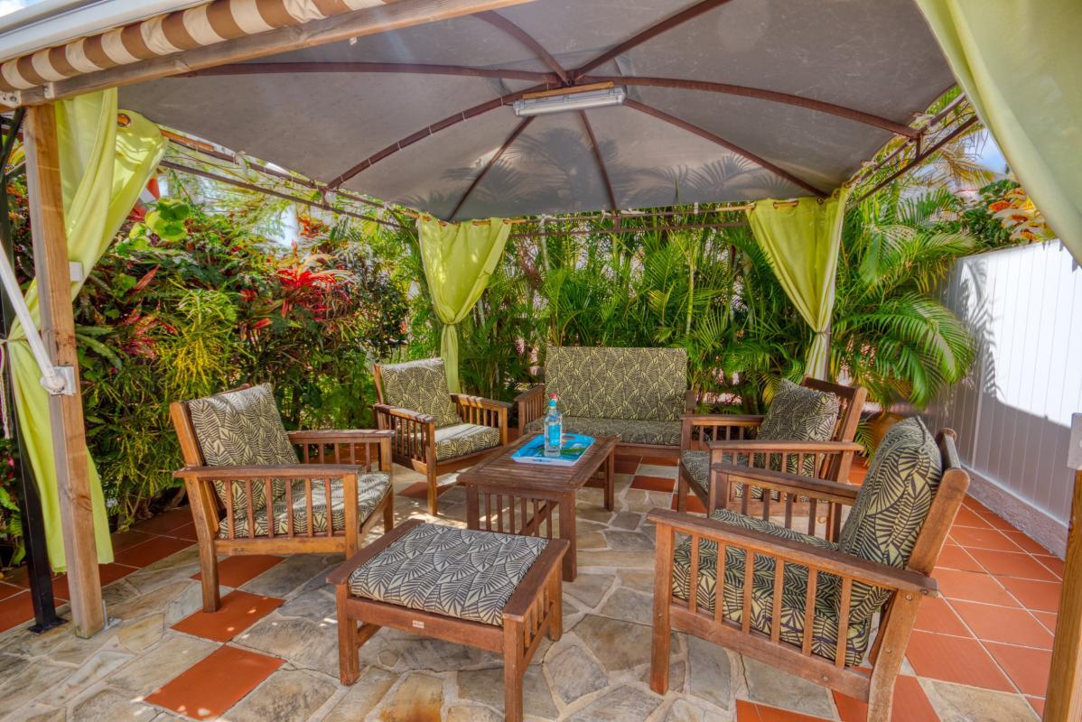 Location villa Martinique Piscine