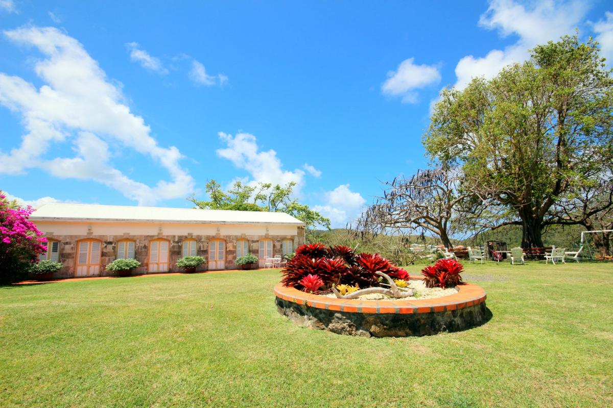 Location Martinique - Sainte Anne - panorama